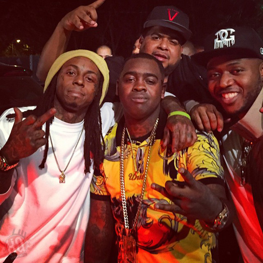 Kidd Kidd Recalls A Story From Being On Tour With Lil Wayne That Involves An Unreleased Song