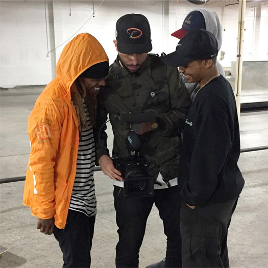 Lil Wayne Teases 3 New Songs