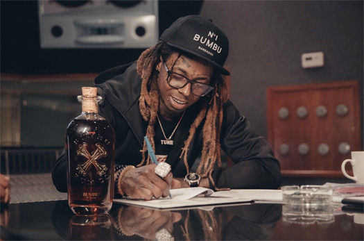 Lil Wayne Teases Dedication 6 Mixtape While Promoting His New Bumbu Rum Business Venture