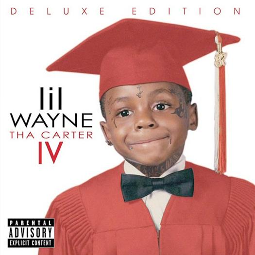 Lil Waynes Tha Carter IV Album Tracklist