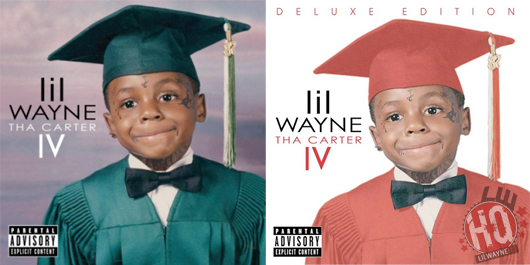 Lil Waynes Tha Carter IV Album In Stores Now
