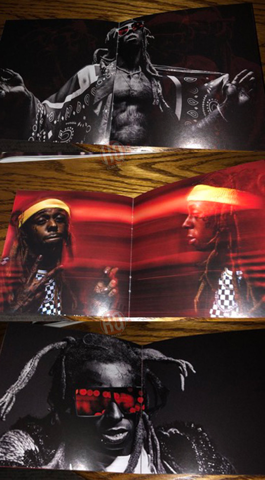 Lil Wayne Tha Carter V Album Goes Gold + An Inside Look At The Physical Copy