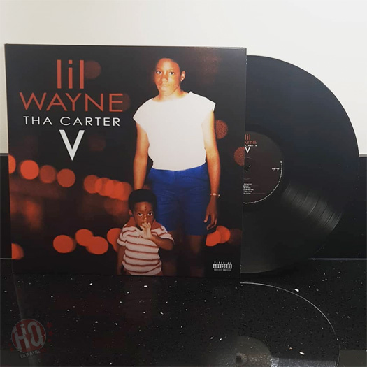 Lil Wayne Tha Carter V Album Has Now Been Released On Vinyl