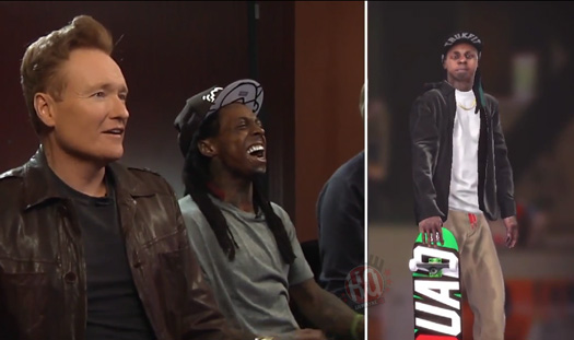 Lil Wayne, Tony Hawk & Conan OBrien Play Pro Skater 5 On Clueless Gamer