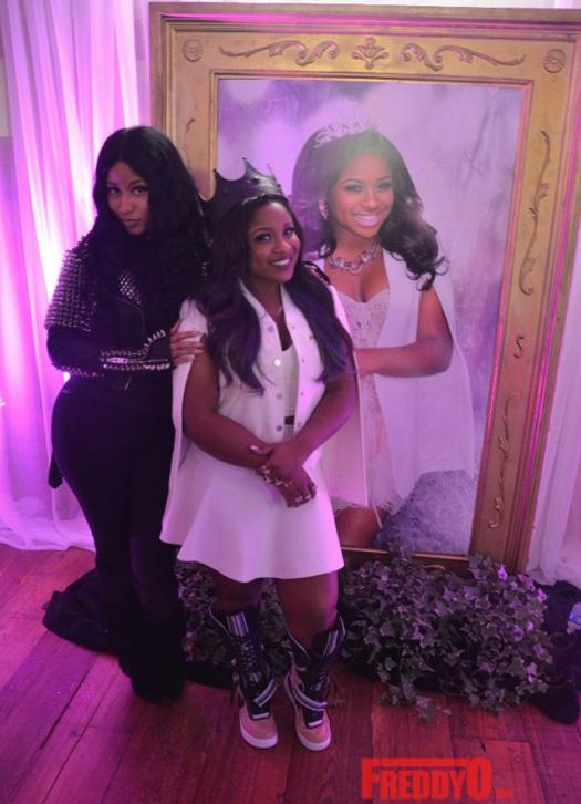 Lil Wayne & Toya Wright Throw A Sweet 16 Birthday Bash For Their Daughter Reginae