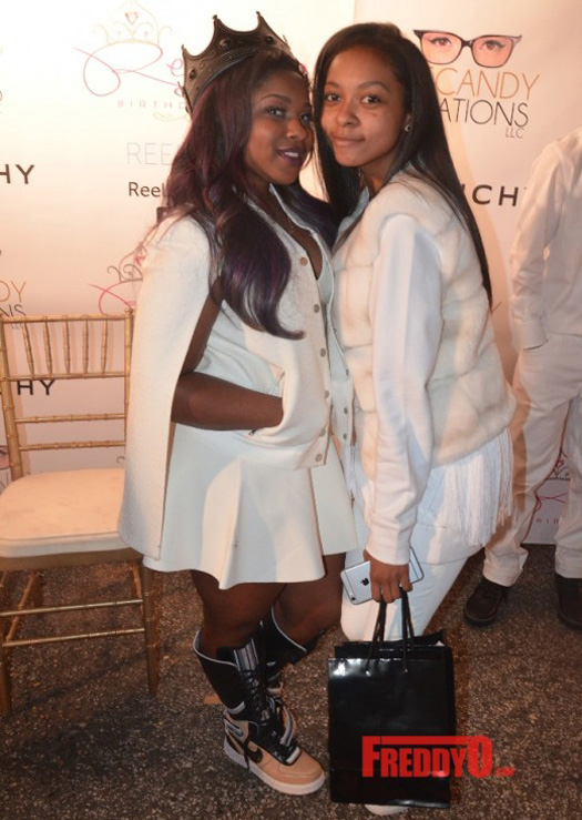 You can view 40 more pictures from reginae carter s dream birthday