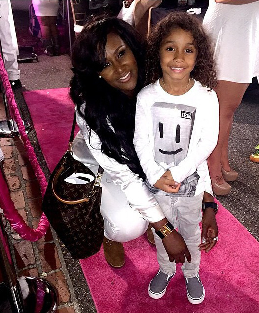 Lil Wayne & Toya Wright Throw A Sweet 16 Birthday Bash For ...
