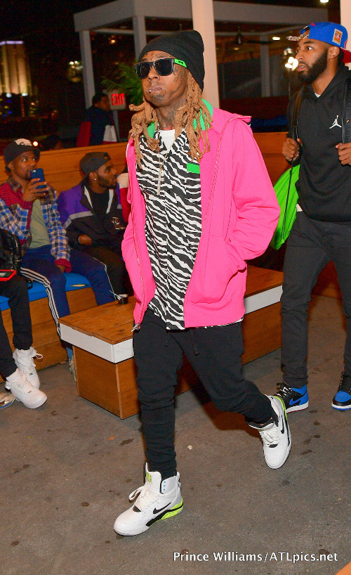 Lil Wayne & Toya Wright Throw A 90s Themed Birthday Bash For Their Daughter Reginae 18th Birthday
