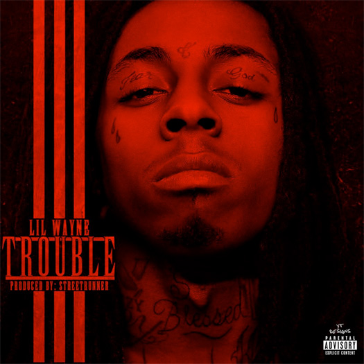 Lil Wayne Trouble Mastered CDQ