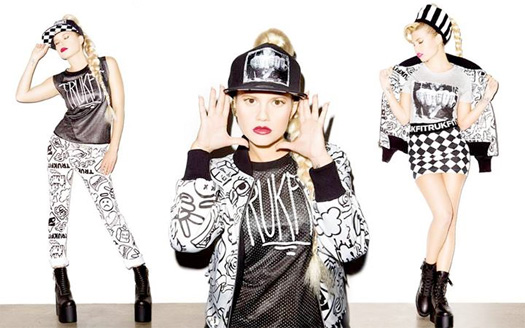 Trukfit clothing for women