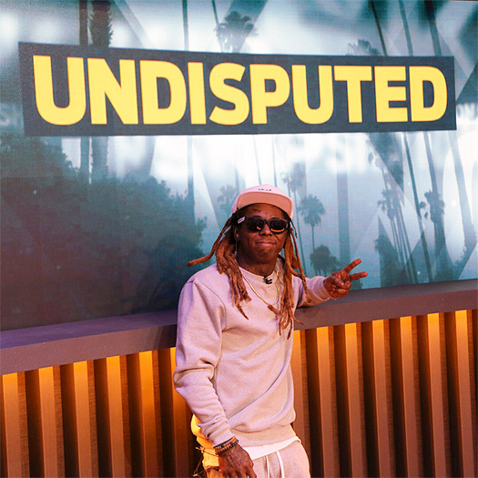 Lil Wayne Appears On UNDISPUTED, Talks Dez Bryant Social Media Post On Racism, Green Bay Packers & More