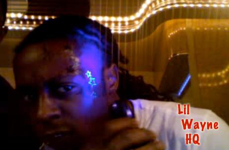 Lil Waynes Ultraviolet Stars Tattoos