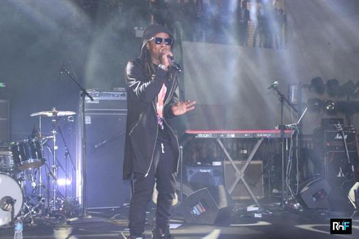 Lil Wayne Performs At VICE 20th Birthday Bash In Brooklyn New York