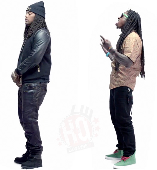 Lil Wayne To Be Featured On Waka Flocka Flame Flockaveli 2 Album