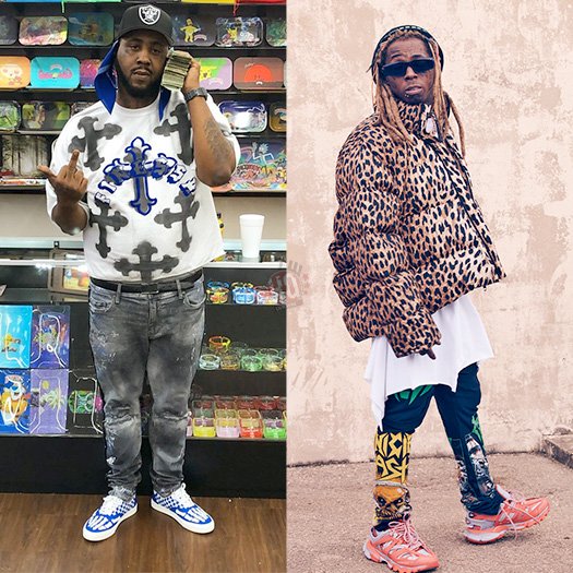 Wam Bam Recalls How He Nearly Signed To Lil Wayne & Young Money In 2005