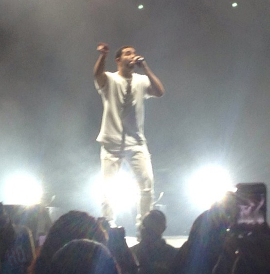 Lil Wayne & Drake Perform Live In West Palm Beach Florida On Their Joint Tour