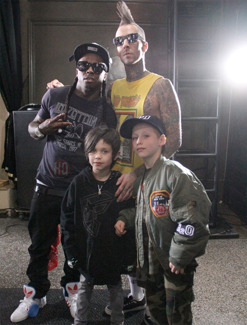 Lil Wayne Will Be Featured On Travis Barker New Solo Album