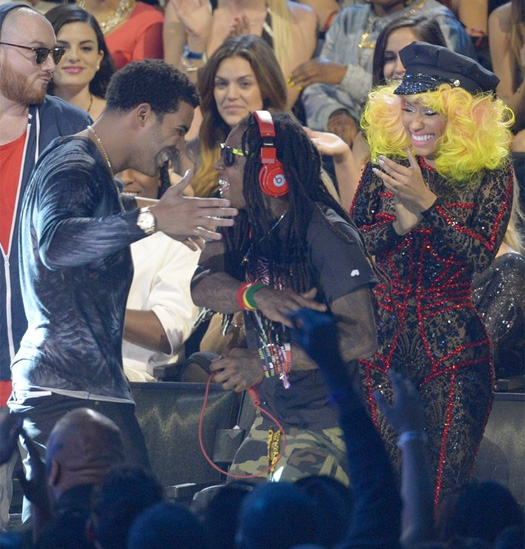 Lil Wayne Wins Award At 2012 MTV VMAs x Lyrics From Dedication 4 Mixtape