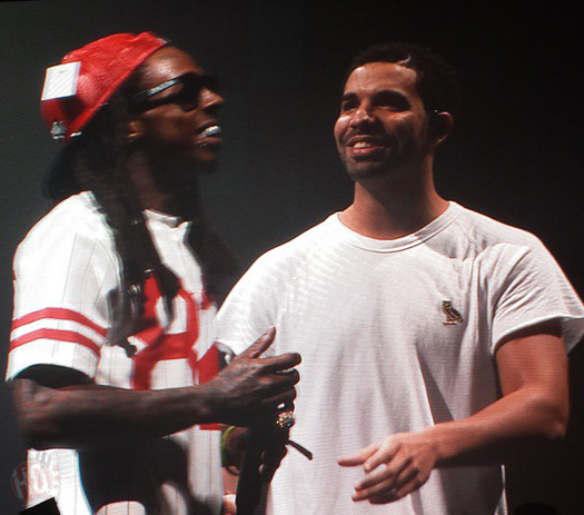 Lil Wayne & Drake Hint At Doing A Sequel Of Their Joint Tour In 2015