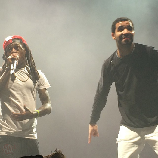 Two Lil Wayne Snippets Featuring Drake & Euro Surface Online