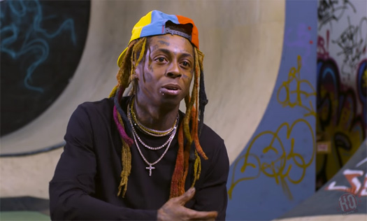 Lil Wayne Lets X Games Follow Him For A Day, Talks Rapping, Skating, Snowboarding, Fans & More