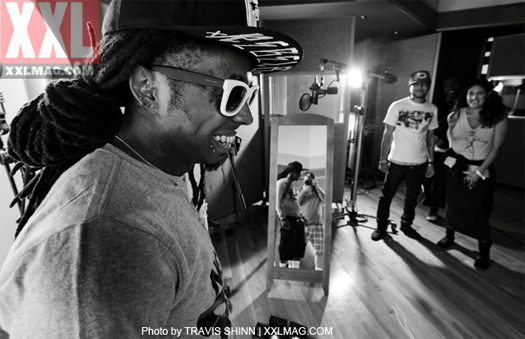 Lil Wayne Interview Excerpt From XXL Magazine x Pics From Photo Shoot