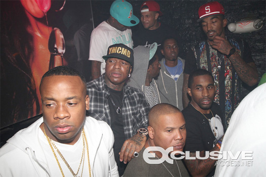 Lil Wayne Attends Beats By Dre Art Basel Party In Miami
