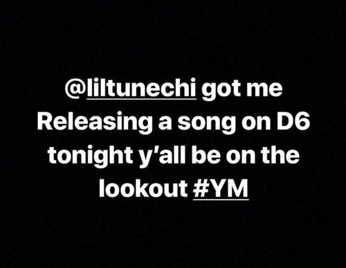 Lil Wayne Young Money APAA Sports Athletes Duke Riley & Dede Westbrook To Release Songs Off Dedication 6 Tonight