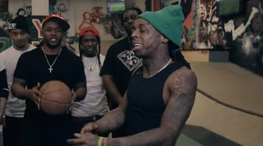Watch Lil Wayne & Young Money Cypher With Civil TV