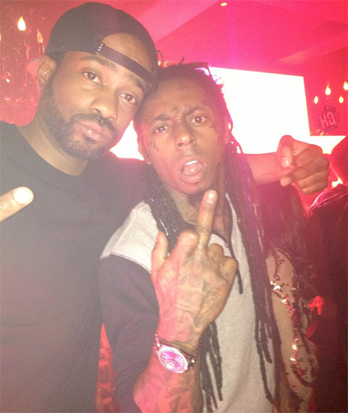 Lil Wayne Young Money Sports Agency Obtains Competing Management Group