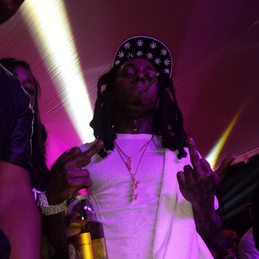 Lil Wayne Performs Stoner, We Alright & More With Young Thug At The Illmore