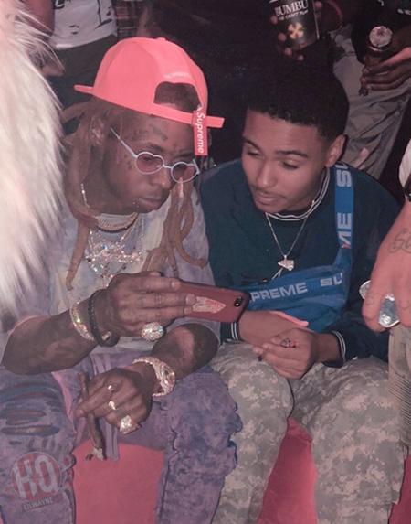 Lil Wayne Zero