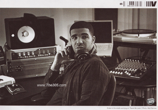 Pictures Of Lil Wayne & Drake In The New VIBE Magazine
