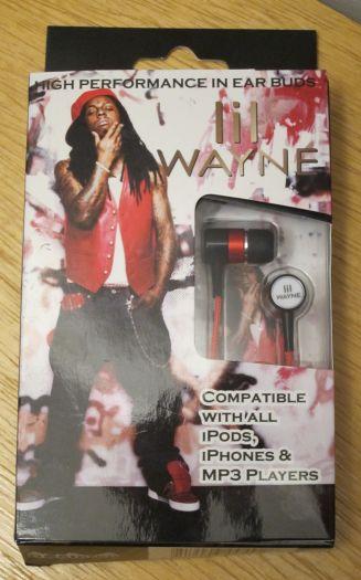 Lil Wayne Ear Buds