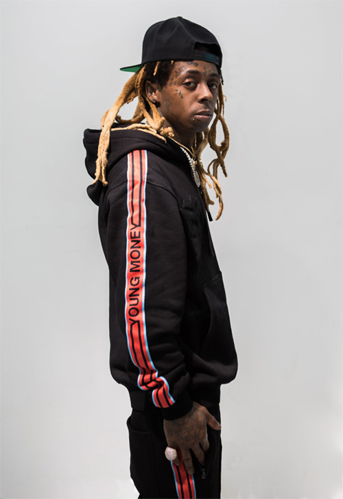 Take A Look At Lil Wayne Young Money Merch Collection With Neiman Marcus