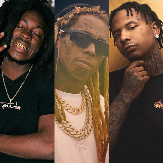 LPB Poody Announces Batman Remix With Lil Wayne & Moneybagg Yo
