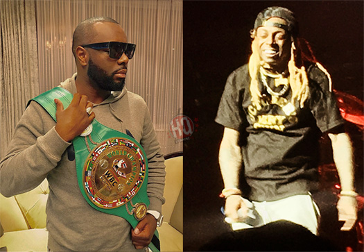 Find Out When Maître Gims & Lil Wayne Corazon Collaboration Will Be Released