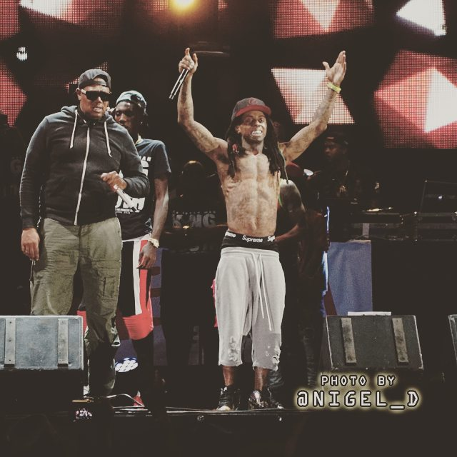 Grandmaster Flash & Master P Both Praise Lil Wayne