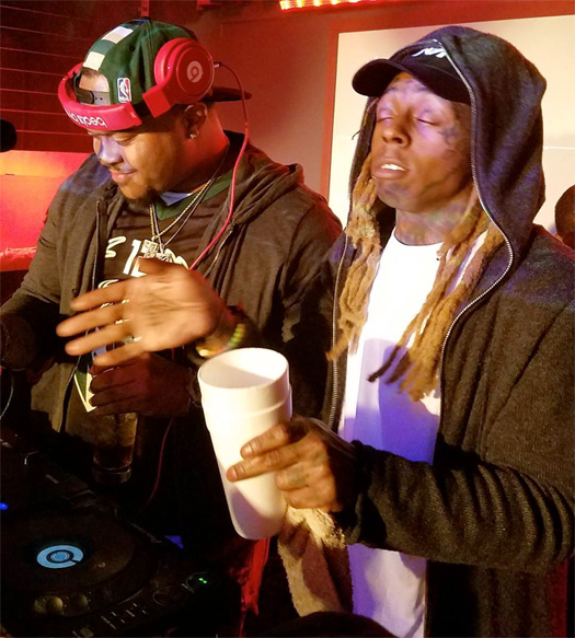 More Details About The New Verse Lil Wayne Debuted At The Eight Nightclub in Wisconsin