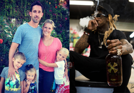 NFL Coach Kyle Shanahan Named His Son Carter After Lil Wayne