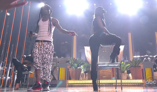 Nicki Minaj & Lil Wayne Perform High School At 2013 Billboard Music Awards