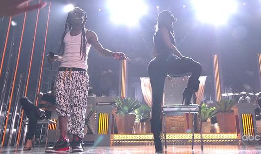 Nicki Minaj & Lil Wayne Perform High School At 2013 Billboard Music Awards