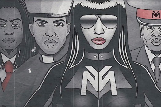 Nicki Minaj Only Single Featuring Lil Wayne, Drake & Chris Brown Goes Quintuple Platinum