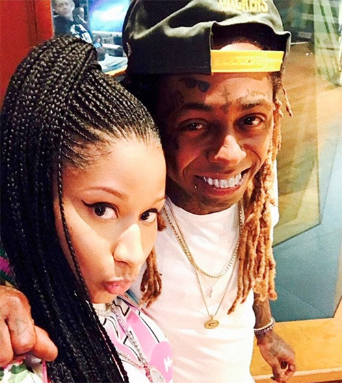 Nicki Minaj Recalls Reciting A Lyric In Front Of Lil Wayne 9 Years Ago