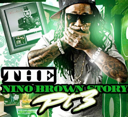 Lil Wayne & DJ Scoob Doo The Nino Brown Story 3 DVD