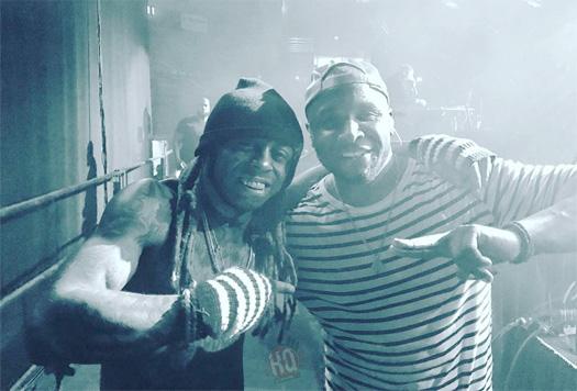 Nu Jerzey Devil Pimpin Feat Lil Wayne