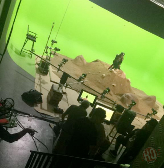 On Set Of Lil Wayne S Glory Video Shoot Pictures