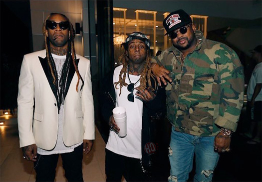 The Dream Reveals New Collaboration With Lil Wayne