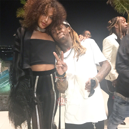 On Set Of Ty Dolla Sign, Lil Wayne & The Dream Love U Better Video Shoot