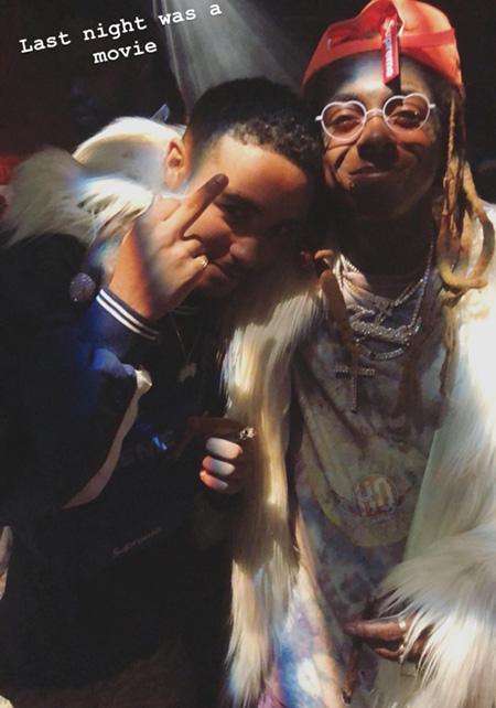 P89 War Feat Lil Wayne